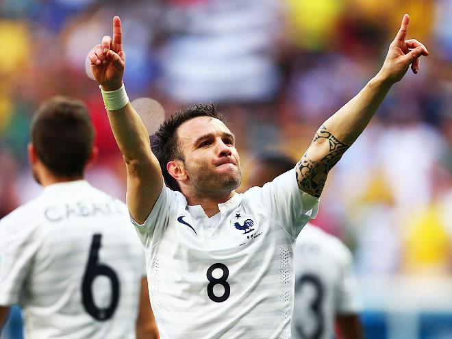 Франция – Нигерия. Обзор матча – 2:0