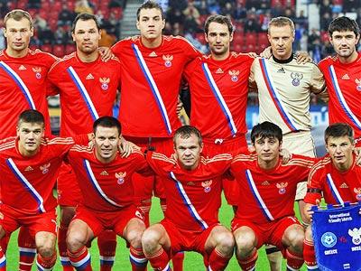 Товарищеский матч. Греция — Россия — 1:1