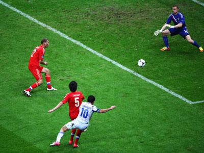 Евро-2012. Греция — Россия — 1:0