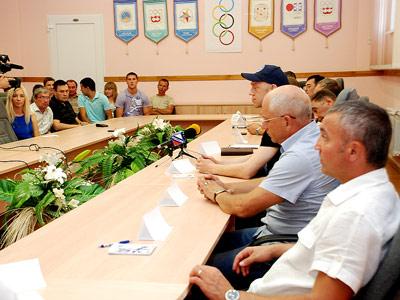 """ХК """"Рязань"""" и МХК """"Молния"""" представили новый тренерский штаб"""