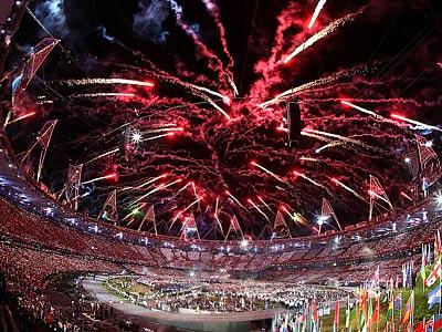 Лондон-2012. Церемония открытия