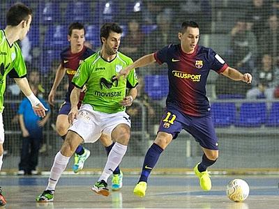 Обзор 7-го тура чемпионата Испании по мини-футболу