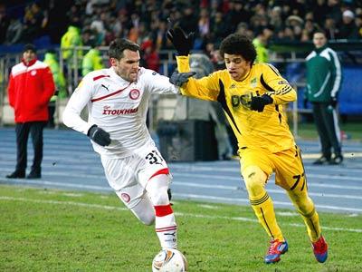 В Португалии «Металлист» играл один матч и победил