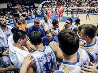 Украина выиграла второй матч отбора к Евробаскету-2013