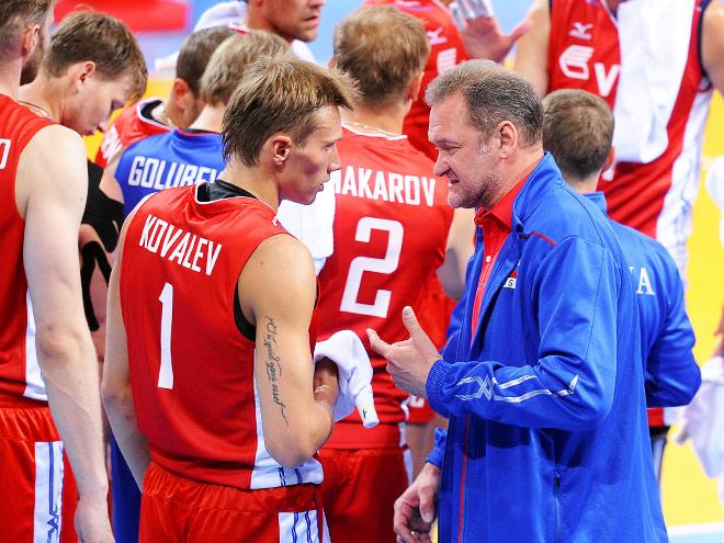 Дмитрий Ковалёв и Андрей Воронков