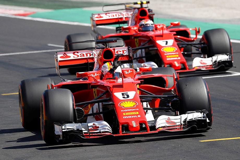 Себастьян Феттель стал победителем квалификации Гран-при Венгрии «Формулы-1»