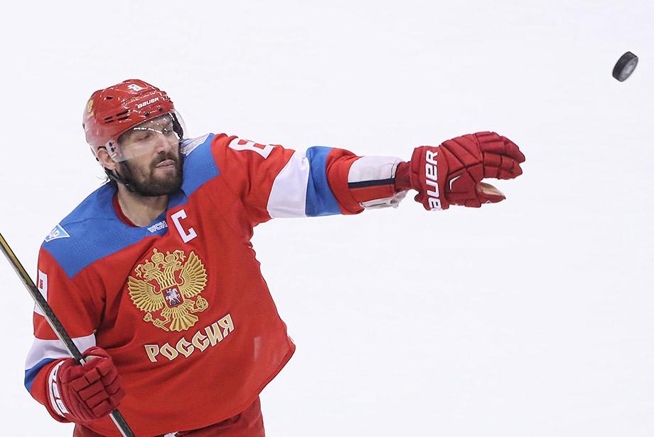 Россия обыграла Чехию на Евротуре перед ЧМ. Как это было