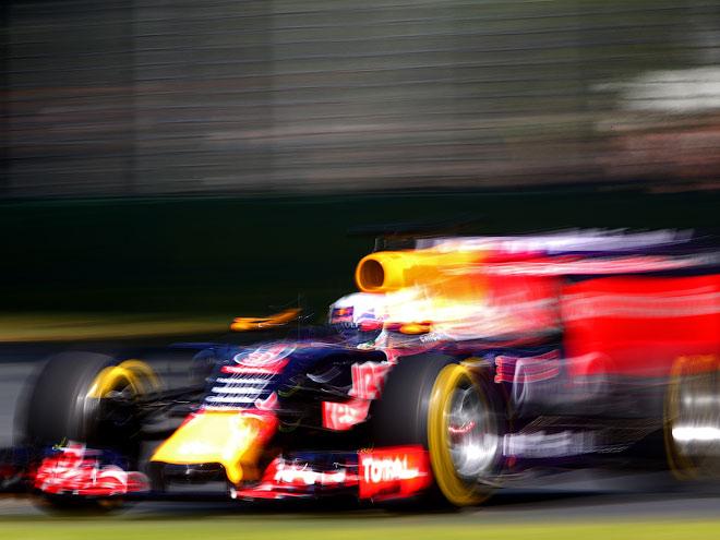 У «Ред Булл» большие проблемы в Формуле-1