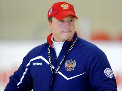 Андрей Парфёнов – о юниорской сборной России