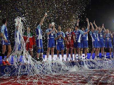 Шесть российских клубов выступят в Лиге чемпионов