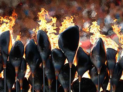 Вокруг Олимпиады. Запланированный восторг