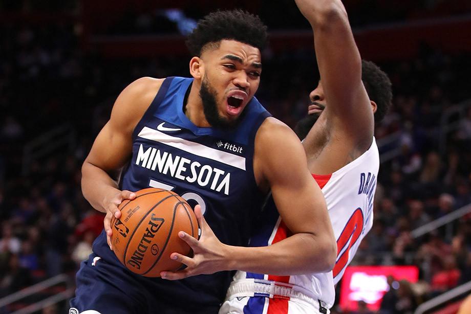 «Миннесота» — «Вашингтон», прогноз на матч НБА