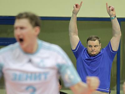 Казанский «Зенит» повёл в финальной серии со счётом 2:0