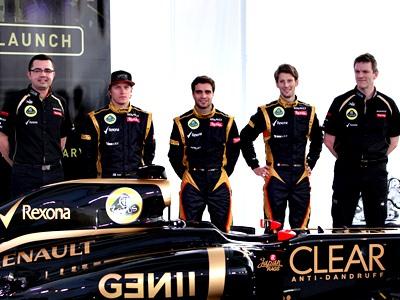 Анализируем шансы «Лотуса», Булье и Райкконена в сезоне-2012 Формулы-1