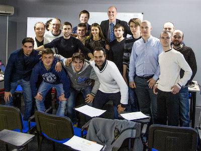 В Киеве состоялся тренинг для комментаторов