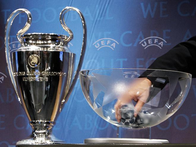25 августа 2016 года. Жеребьёвка Лиги чемпионов сезона-2016/17: онлайн