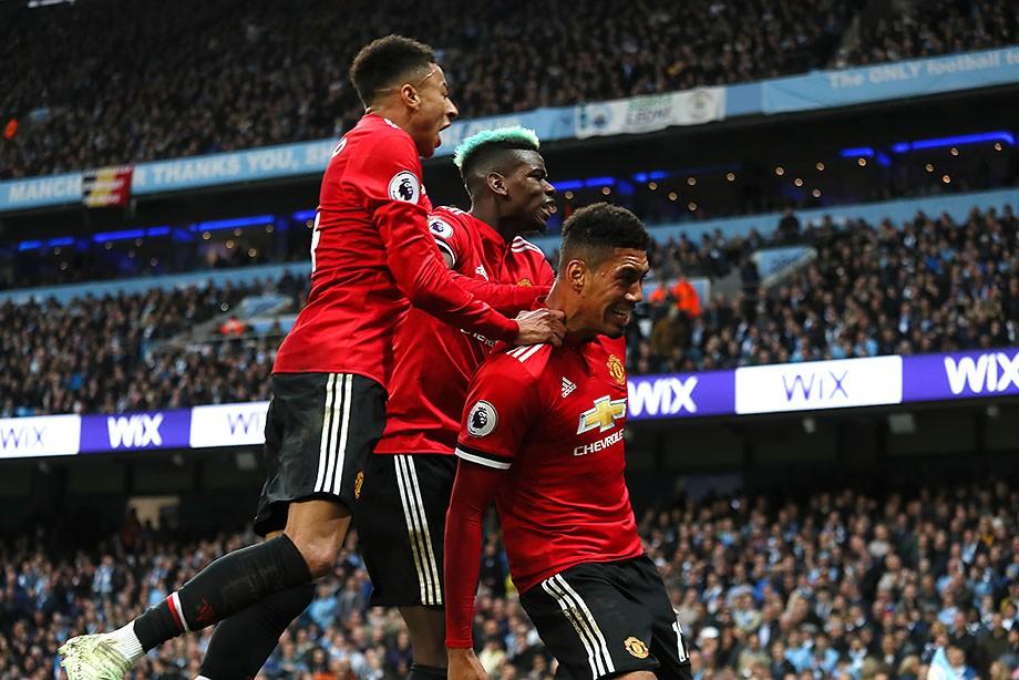 «Манчестер Сити» — «Манчестер Юнайтед» — 2:3