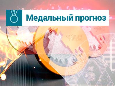Итоги прогноза на медали Сочи-2014 10 февраля