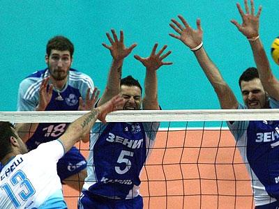 Третий матч мужского финала ЧР пройдёт в Москве