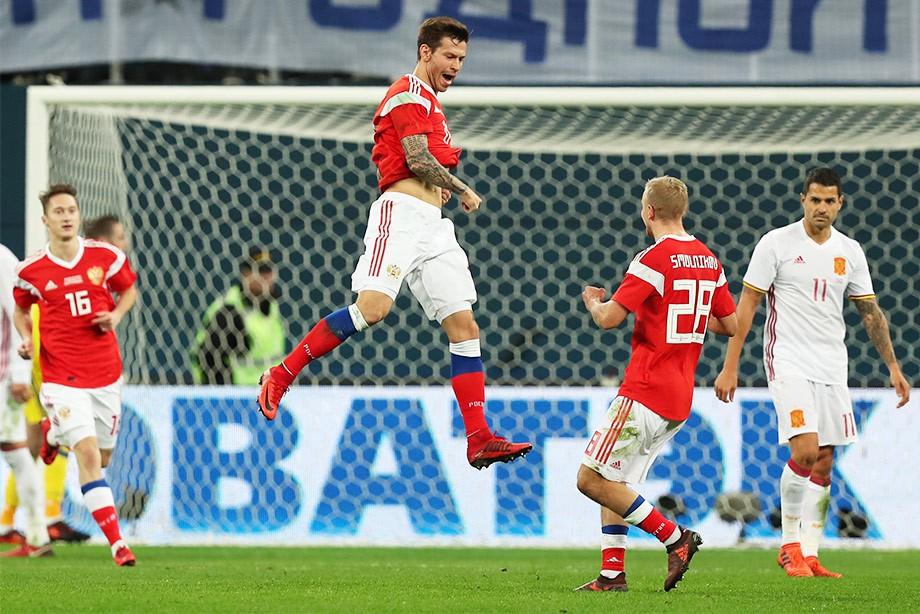 Видео россия- испания мини футбол 4 3