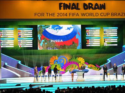 Жеребьёвка чемпионата мира -2014. Мнения экспертов