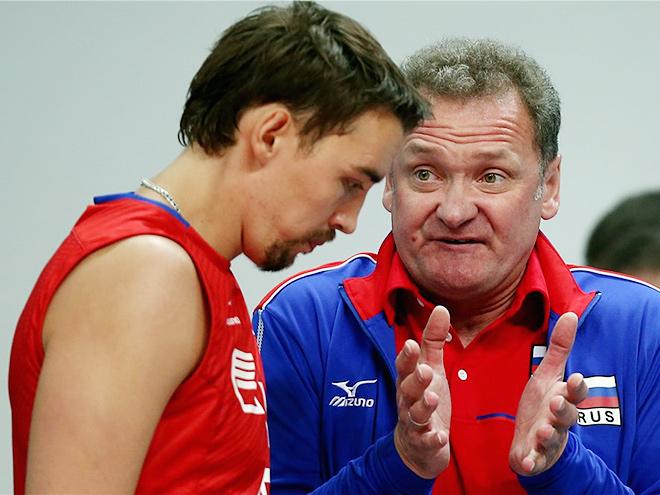 Сергей Савин и Андрей Воронков