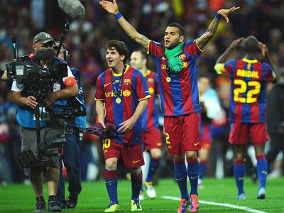 """Авраменко: спасибо, """"Барселона""""!"""