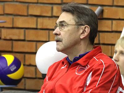 Интервью заслуженного тренера России по волейболу Сергея Цветнова
