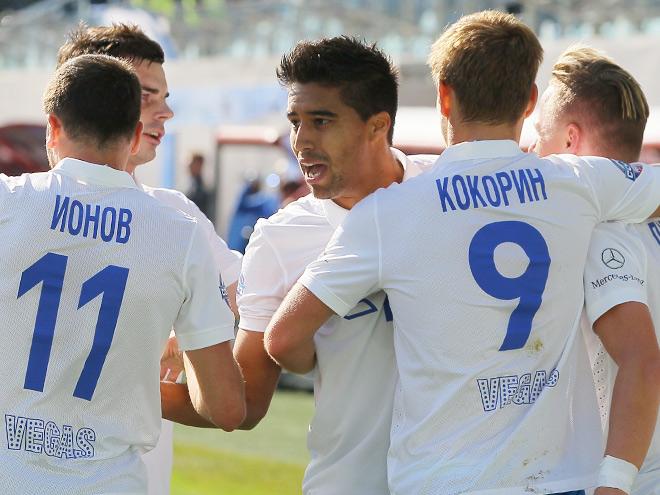 Кристиан Нобоа о «Динамо», «Рубине» и Лиге Европы