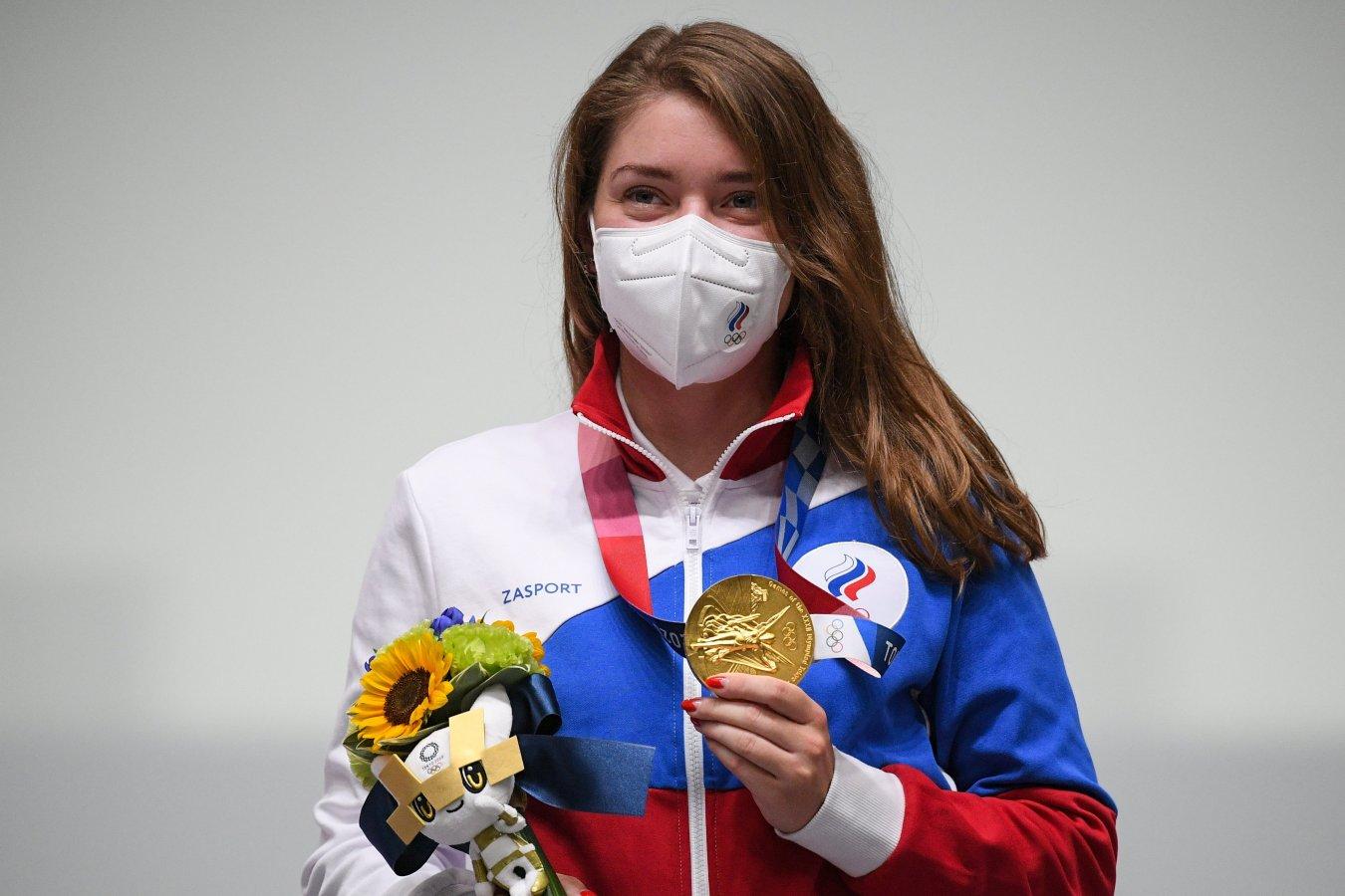 Олимпиада-2020 в Токио