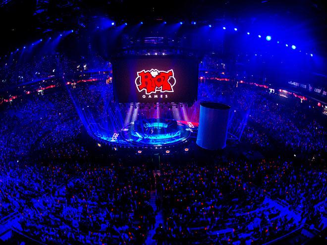 Всё о чемпионате мира по League of Legends