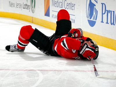Вернётся ли Ковальчук на лёд после травмы