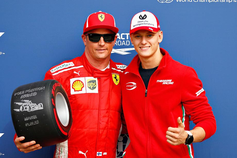 Мик Шумахер выиграл три гонки в Формуле-1