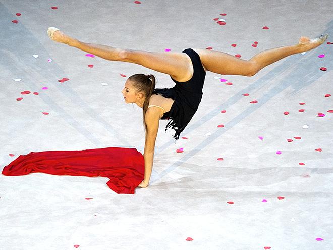 Самые красивые гимнастки чемпионата Европы