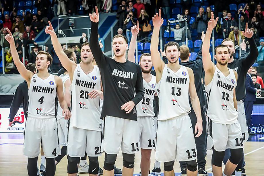 БК «Нижний Новгород»
