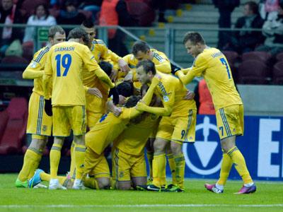 Польша — Украина — 1:3