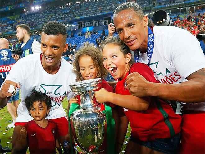 Португалия выиграла Евро с 12 игроками не из топовых лиг