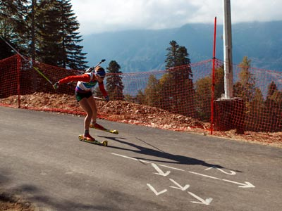 Летний биатлон возвращается в Уфу