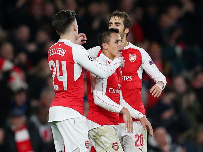 10 главных событий вторника в Лиге чемпионов: возвращение Месси, «Арсенала»