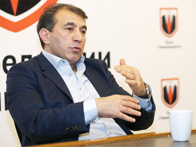 Рашид Рахимов в гостях у «Чемпионата»
