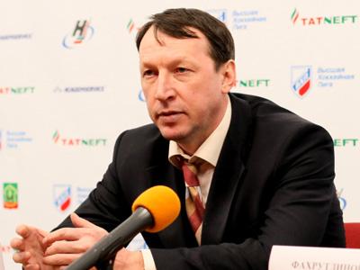 Ришат Гимаев: решили, что пора что-то выиграть