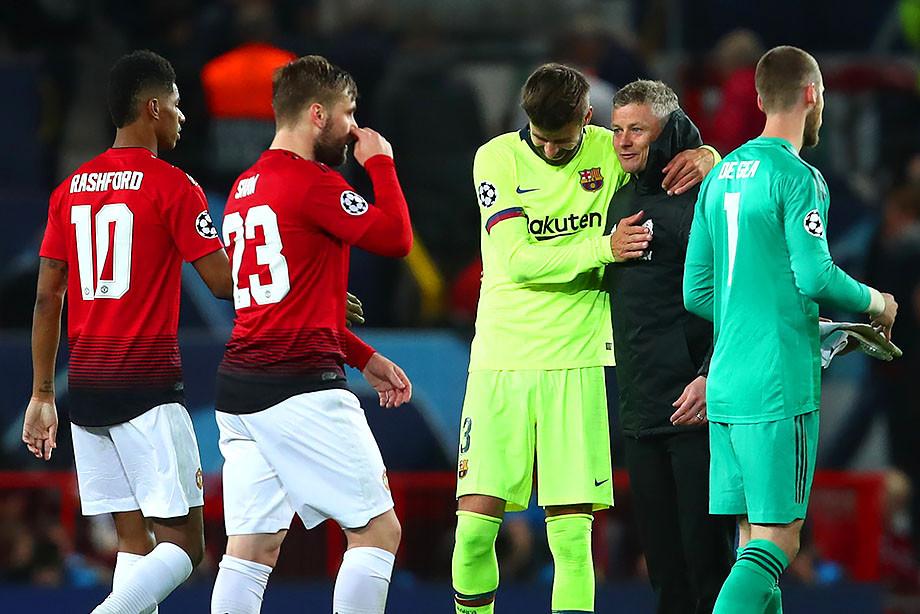 «Барселона» — «Ман Юнайтед». Прогноз на матч ЛЧ