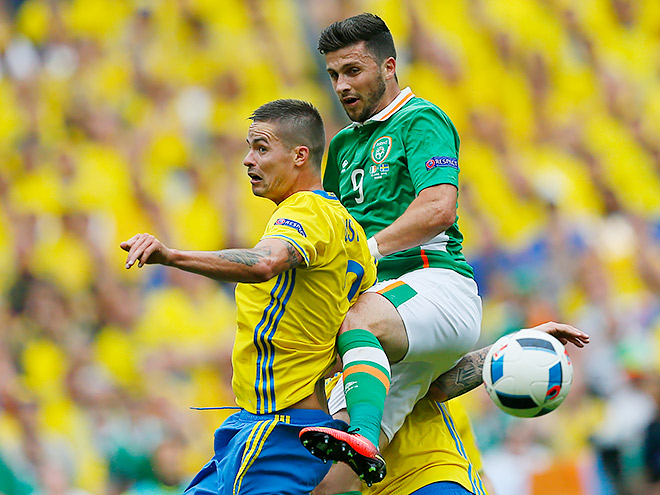 Ирландия - Швеция - 1:1. 13 июня 2016 года. Голы, обзор матча