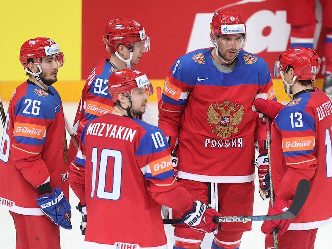 Панарин, Дацюк, Зайцев – о победе России над Швецией