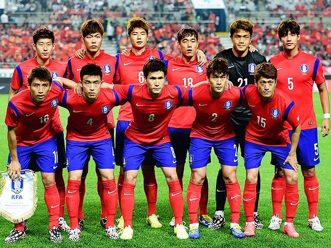 Чемпионат мира по футболу игра россия и южная корея