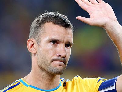 Дубль Андрея Шевченко позволил обыграть Швецию