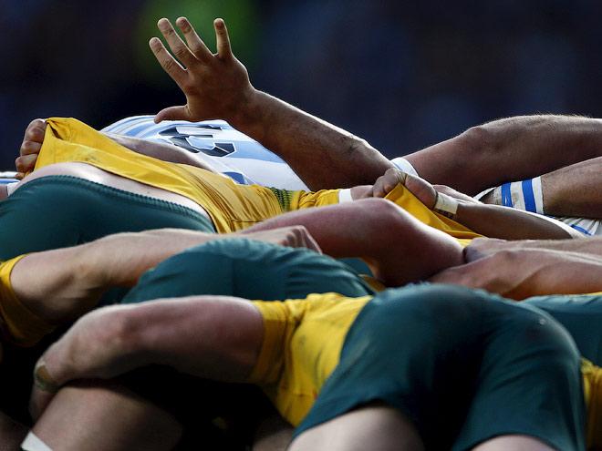 Австралия и Новая Зеландия 31 октября сыграют в финале Кубка мира по регби