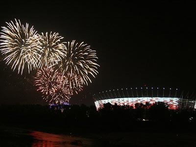 Проблем с гостиницами для Евро-2012 в польской столице не возникло