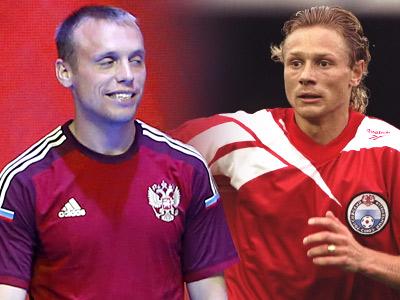 Эволюция формы сборной России