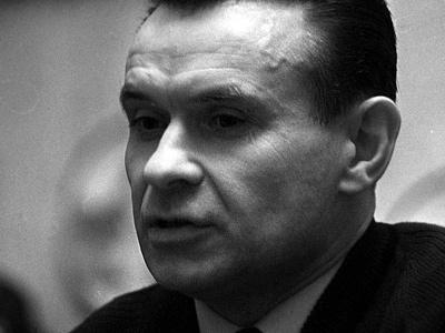 Константин Иванович Бесков. 1963 год